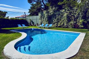 Selfslagh Villa and Pool