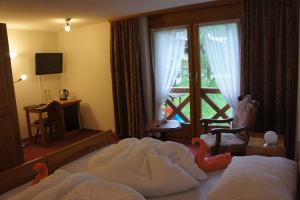 Hotel Alpenhof, Szállodák  Oberwald - big - 5