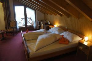 Hotel Alpenhof, Szállodák  Oberwald - big - 8