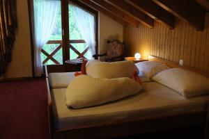 Hotel Alpenhof, Szállodák  Oberwald - big - 14