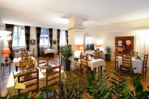Hôtel Restaurant La Cigogne, Hotels  Munster - big - 50