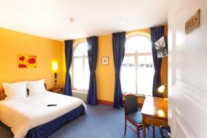 Hôtel Restaurant La Cigogne, Hotels  Munster - big - 20