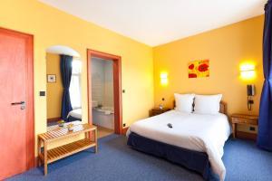 Hôtel Restaurant La Cigogne, Hotels  Munster - big - 21