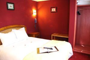 Hôtel Restaurant La Cigogne, Hotels  Munster - big - 53