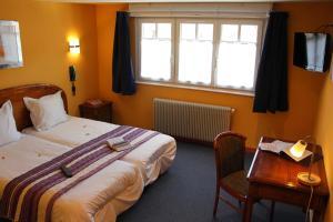Hôtel Restaurant La Cigogne, Hotels  Munster - big - 54