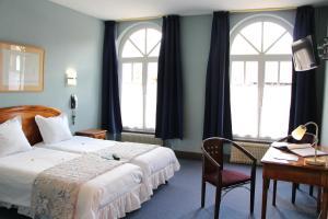 Hôtel Restaurant La Cigogne, Hotels  Munster - big - 27