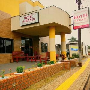 Hotel Sarandi, Hotely  Foz do Iguaçu - big - 39