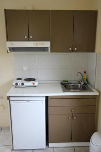Zefyros Apartments, Apartmány  Kissamos - big - 11