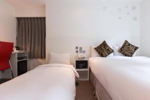 San Yon Hotel, Szállodák  Tajpej - big - 10