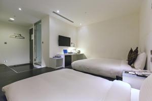 San Yon Hotel, Szállodák  Tajpej - big - 14