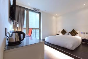 San Yon Hotel, Szállodák  Tajpej - big - 37