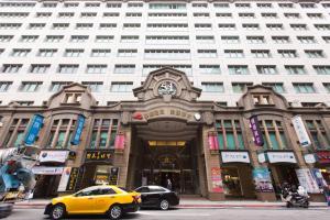 San Yon Hotel, Отели  Тайбэй - big - 42