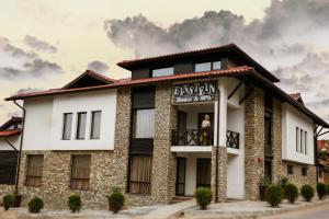 Einstein House & Spa, Pensionen  Marchevo - big - 1