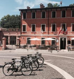 Hotel Ristorante Alla Vittoria, Szállodák  Solferino - big - 34