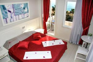 Savk Hotel, Hotely  Alanya - big - 60