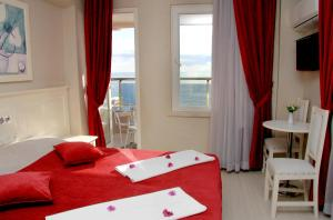 Savk Hotel, Hotely  Alanya - big - 57
