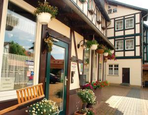 Hotel Abtshof, Vendégházak  Halberstadt - big - 52