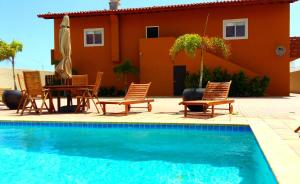 Dorado Eagle Beach Hotel, Апартаменты  Пальм-Бич - big - 38