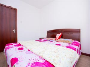 Qingdao Golden Beach Sihaiju Seaview Apartment Diwei Garden Branch, Apartments  Huangdao - big - 20