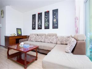 Qingdao Golden Beach Sihaiju Seaview Apartment Diwei Garden Branch, Apartments  Huangdao - big - 22