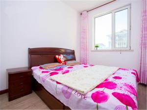 Qingdao Golden Beach Sihaiju Seaview Apartment Diwei Garden Branch, Apartments  Huangdao - big - 21