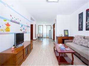 Qingdao Golden Beach Sihaiju Seaview Apartment Diwei Garden Branch, Apartments  Huangdao - big - 18