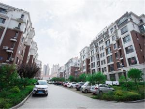 Qingdao Golden Beach Sihaiju Seaview Apartment Diwei Garden Branch, Apartments  Huangdao - big - 17