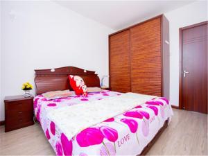 Qingdao Golden Beach Sihaiju Seaview Apartment Diwei Garden Branch, Apartments  Huangdao - big - 14