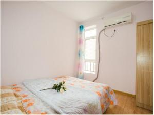 Qingdao Golden Beach Sihaiju Seaview Apartment Hai'an Fengqing Branch, Apartmanok  Huangtao - big - 2