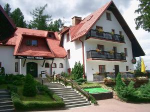 Hotel Corum, Szállodák  Karpacz - big - 13