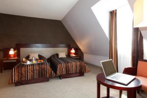 Alliance Lille - Couvent Des Minimes, Hotels  Lille - big - 7