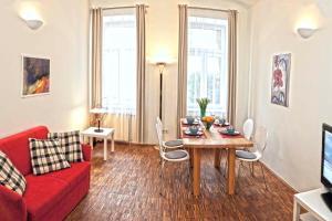 Viennaflat Apartments - Franzensgasse, Apartmány  Vídeň - big - 107