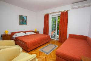 Apartments Ankora, Apartmány  Tučepi - big - 32