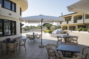 Hotel Resort Lido Degli Aranci, Hotely  Bivona - big - 52
