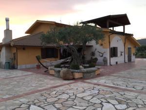Agriturismo Tenuta San Giovanni Casale Leto, Farmy  Sant'Angelo Muxaro - big - 41