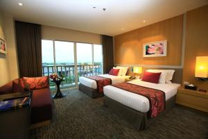Amaranth Suvarnabhumi Airport, BW Premier Collection by Best Western, Hotely  Lat Krabang - big - 19