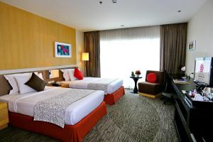 Amaranth Suvarnabhumi Airport, BW Premier Collection by Best Western, Hotely  Lat Krabang - big - 13