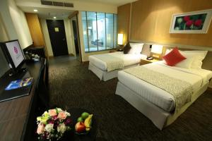 Amaranth Suvarnabhumi Airport, BW Premier Collection by Best Western, Hotely  Lat Krabang - big - 11