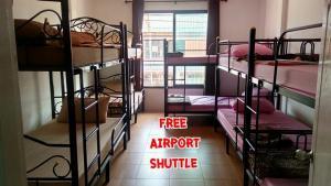 Suratthani Airport Hostel, Hostelek  Szuratthani - big - 8