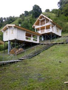 Guest house Zastava, Chalet  Akhmetovskaya - big - 2