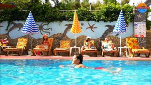 Grand Didyma Hotel, Hotels  Didim - big - 9