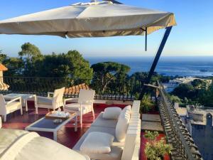 Villa Silia, Apartmanok  Capri - big - 48