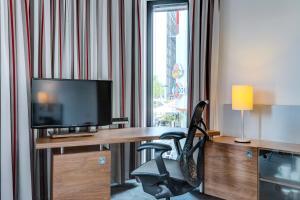 Hilton Garden Inn Stuttgart NeckarPark, Hotels  Stuttgart - big - 13
