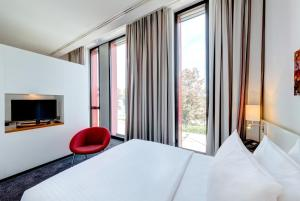 Hilton Garden Inn Stuttgart NeckarPark, Hotels  Stuttgart - big - 8