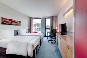 Hilton Garden Inn Stuttgart NeckarPark, Hotels  Stuttgart - big - 7