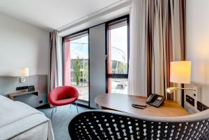 Hilton Garden Inn Stuttgart NeckarPark, Hotels  Stuttgart - big - 18