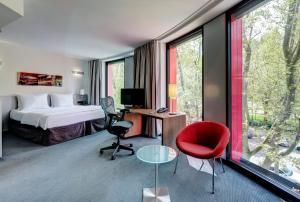 Hilton Garden Inn Stuttgart NeckarPark, Hotels  Stuttgart - big - 22