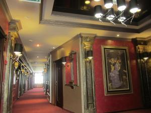 Shato Hotel, Szállodák  Omszk - big - 13