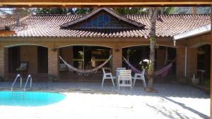 Pousada Na Praia Ubatuba, Affittacamere  Ubatuba - big - 99