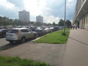 Cozy Flat next to Primorskaya, Apartmány  Petrohrad - big - 13